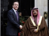 Open letter to David Cameron onBahrain